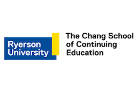 Chang School of Continuing Education, Ryerson University logo -link
